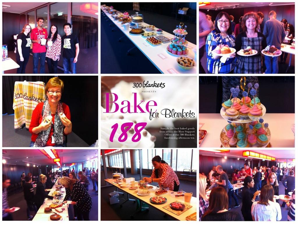 300 Blankets - Presents Bake for Blankets 188